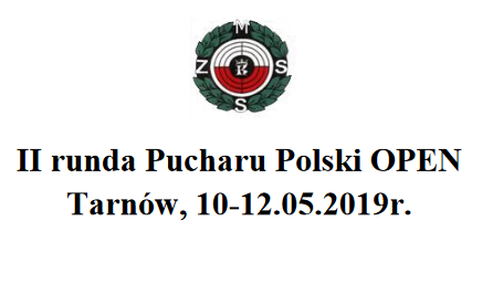 II runda Pucharu Polski - Tarnów - Listy startowe
